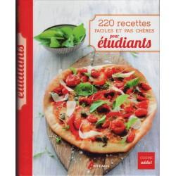 220 recettes faciles et pas...