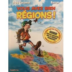 Vous avez bien régions !