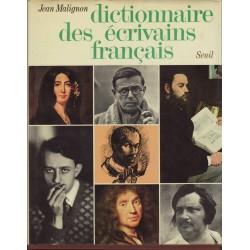 Dictionnaires des écrivains...