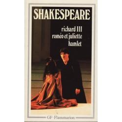 Richard III - Romé et...