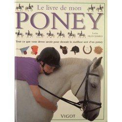 Le livre de mon poney