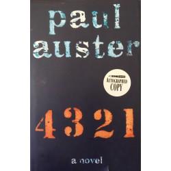 4 3 2 1 - a novel