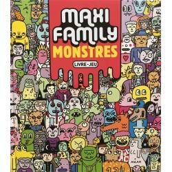 Maxi Family Monstres -...